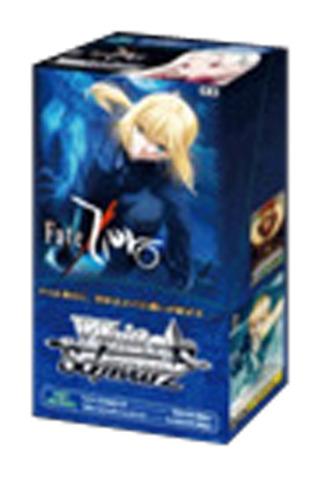 WS Weiss Schwarz  japanese booster pack  fate zero