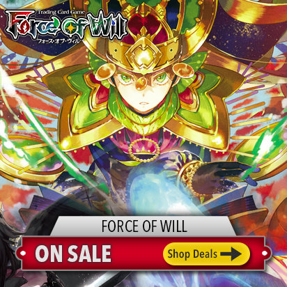 Shop Force of Will