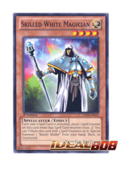 Skilled White Magician - YSYR-EN012 - Common - 1st Edition