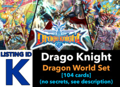 # Drago Knight [S-BT04 ID (K)]
