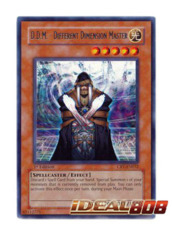 D.D.M. - Different Dimension Master - CRV-EN032 - Rare - 1st Edition
