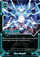 Core Recycle [D-BT03/0105EN C (FOIL)] English