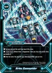 Arms Commander [D-BT03/0042EN R (FOIL)] English