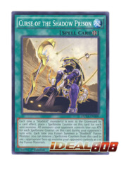 Curse of the Shadow Prison - DUEA-EN060 - Common - 1st Edition