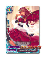 Preacher of Beauty, Gremory - BT01/0056EN (UC) Uncommon