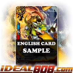 Surprise Spike [X-BT01A-CP01/0058EN C (FOIL)] English