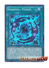 Shaddoll Fusion - DUEA-EN059 - Super Rare - 1st Edition