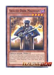 Skilled Dark Magician - YSYR-EN013 - Common - 1st Edition