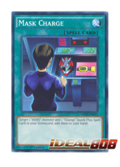 Mask Charge - SDHS-EN021 - Common - 1st Edition
