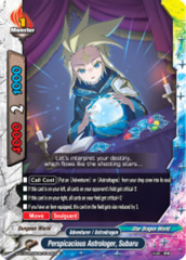 Perspicacious Astrologer, Subaru [S-BT02A-UB04/0044EN U (Regular)] English
