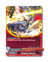 Dragonic Survive [H-BT01/0075EN C] English Common