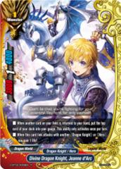 Divine Dragon Knight, Jeanne d'Arc [D-BT03/0048EN R] English