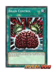 Brain Control - LED7-EN042 - Common - 1st Edition