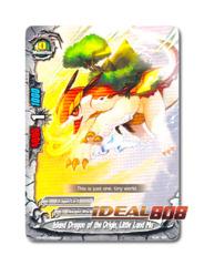 Island Dragon of the Origin, Little Land Mu [H-BT01/0080EN C] English Common