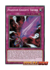 Phantom Knights' Sword - LEHD-ENC22 - Common - 1st Edition
