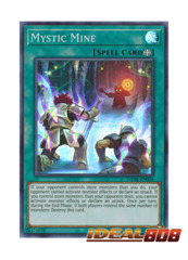 Mystic Mine - DANE-EN064 - Super Rare - Unlimited Edition