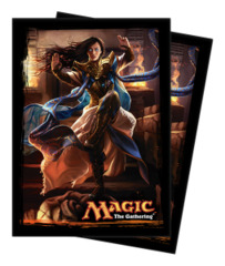 Magic the Gathering DTK Dragons of Tarkir Ultra Pro Sleeve 80ct. - Narset Transcendent (#86244)