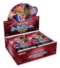 Scars of Battle (1st Edition) Yugioh Speed Duel Booster Box [36 Packs]