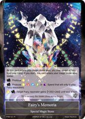 Fairy's Memoria [TTW-101 R (Full Art)] English