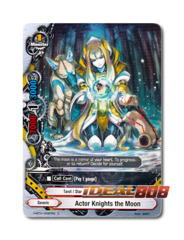 Actor Knights the Moon [H-BT01/0097EN C] English Common