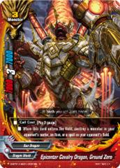 Epicenter Cavalry Dragon, Ground Zero [D-BT01A-EB01/0031EN C] English