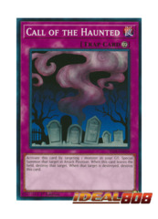 Call of the Haunted - YS18-EN035 - Common - 1st Edition