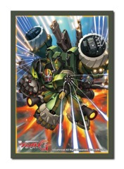 Bushiroad Cardfight!! Vanguard Sleeve Collection (60ct)Vol.196 Great Villain, Dirty Picaro