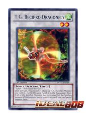 T.G. Recipro Dragonfly - EXVC-EN039 - Rare - 1st Edition