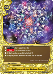 Brilliance of the Yellow Path [D-BT03/0101EN C] English