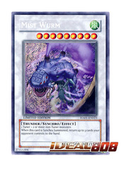 Mist Wurm - HA01-EN023 - Secret Rare - Limited
