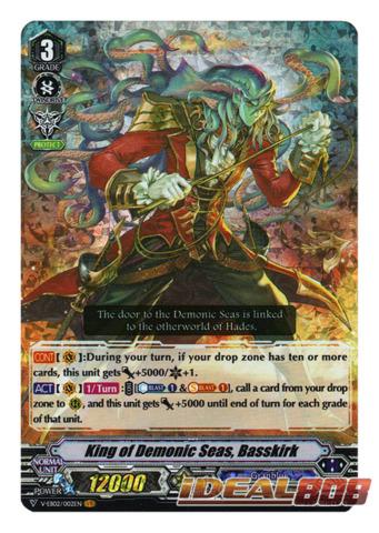 King of Demonic Seas, Basskirk - V-EB02/002EN - VR