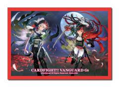 Bushiroad Cardfight!! Vanguard Sleeve Collection (70ct)Vol.222 Lycoris Musketeer, Vera & Saul