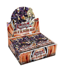 Lord of the Tachyon Galaxy Booster Box (1st Edition)