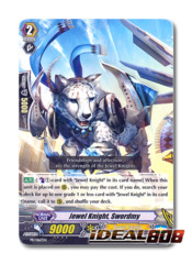 Jewel Knight, Swordmy - PR/0167EN - PR (G-BT01 Promo)