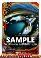 Deity Dragon Throwblade, Garlight Edge [S-BT05/0037EN U (FOIL)] English