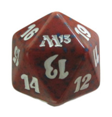 MTG Spindown 20 Life Counter - M13 Magic 2013 (Red)