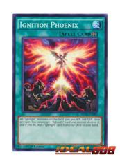 Ignition Phoenix - MP16-EN085 - Common - 1st Edition