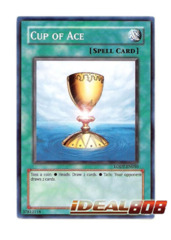 Cup of Ace - LODT-EN050 - Common - Unlimited Edition