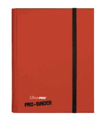 Ultra Pro 9-Pocket Pro Binder - Red (#82845)