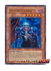 Vampire's Curse - PTDN-EN090 - Ultimate Rare - Unlimited Edition