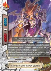 White Silver Great Warrior, Quenzwei [S-BT02A-UB04/0032EN U (FOIL)] English