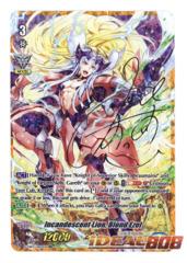 Incandescent Lion, Blond Ezel - V-EB03/UR02EN - URR [Gold Signature - Suzuko Mimori]