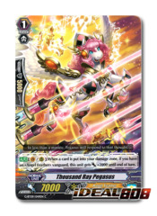 Thousand Ray Pegasus - G-BT09/049EN - C