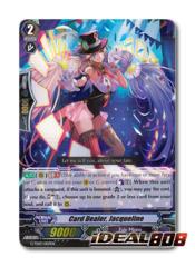 Card Dealer, Jacqueline - G-TD07/007EN - RRR (Foil ver.)