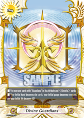 Divine Guardians (FLAG) [PR/0179EN PR] English Promo