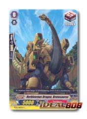 Herbivorous Dragon, Brutesaurus - BT03/060EN - C