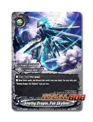Soaring Dragon, Fair Skylines [H-BT01/0052EN U] English Uncommon
