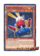 Card Trooper - SDHS-EN015 - Common - 1st Edition
