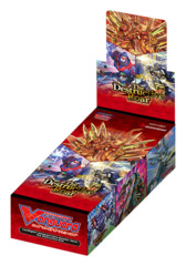 CFV-V-EB01 The Destructive Roar (English) Cardfight Vanguard V-Extra Booster Box