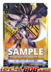 Raven-haired Ezel - V-BT03/SV03EN - SVR (Gold Hot Stamp)